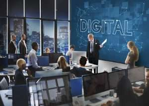 Digital Workplace technology