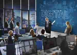 Digital Workplace technology